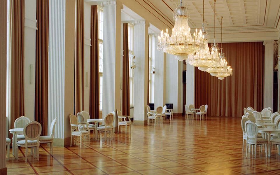 Foyer – Nationaltheater Weimar